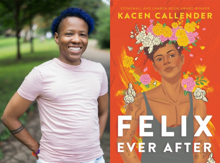 Kacen Callender Author Interview Felix Ever After