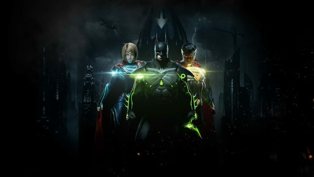 Injustice 2 Legendary Edition Spotted For Release In Late