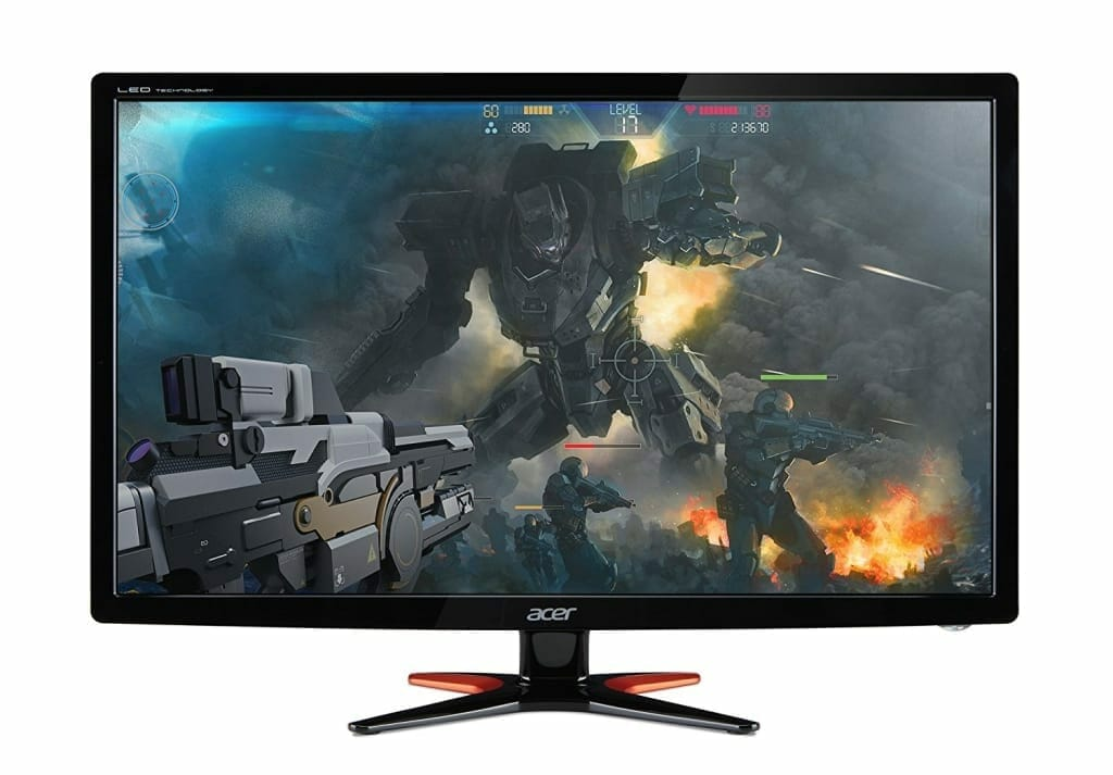 Best Cheap Gaming Monitors with 1080p and 144hz Refresh Rate in 2018