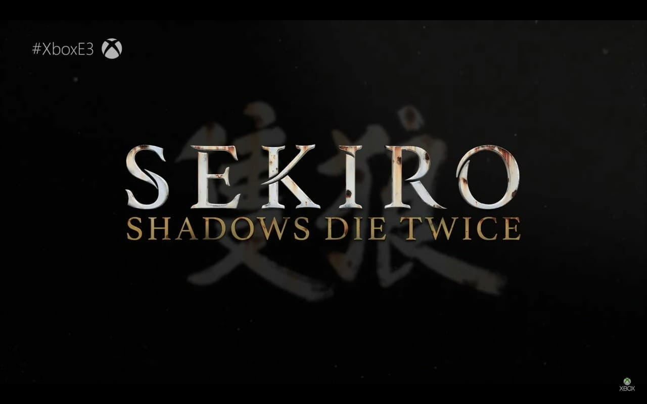 From Software shows off new samurai game Sekiro: Shadows Die Twice