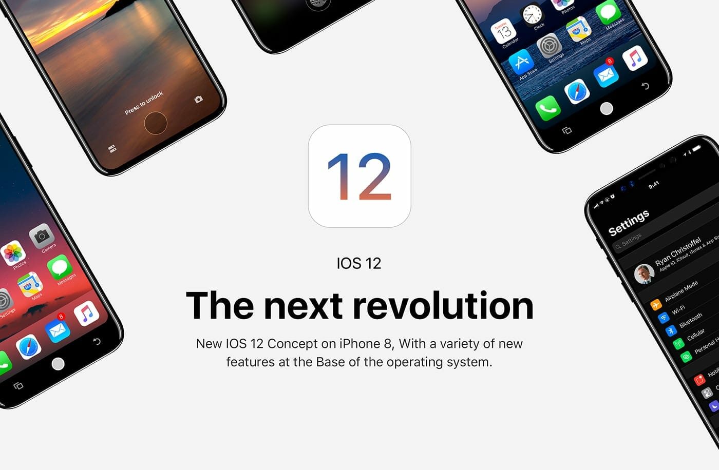 Download and Install iOS 12 Beta 3 For iPhone And iPad