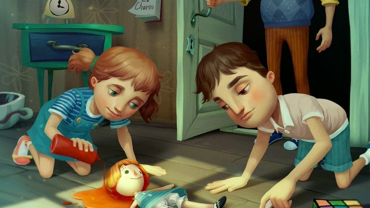 Stealth Horror Game Hello Neighbor Hide And Seek For