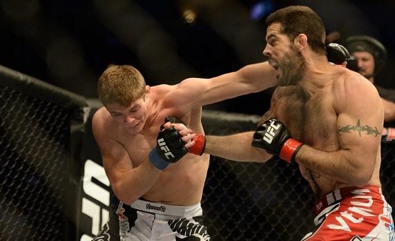 UFC 189: Matt Brown and Cincinnati Pride - The Nerd PunchThe Nerd Punch