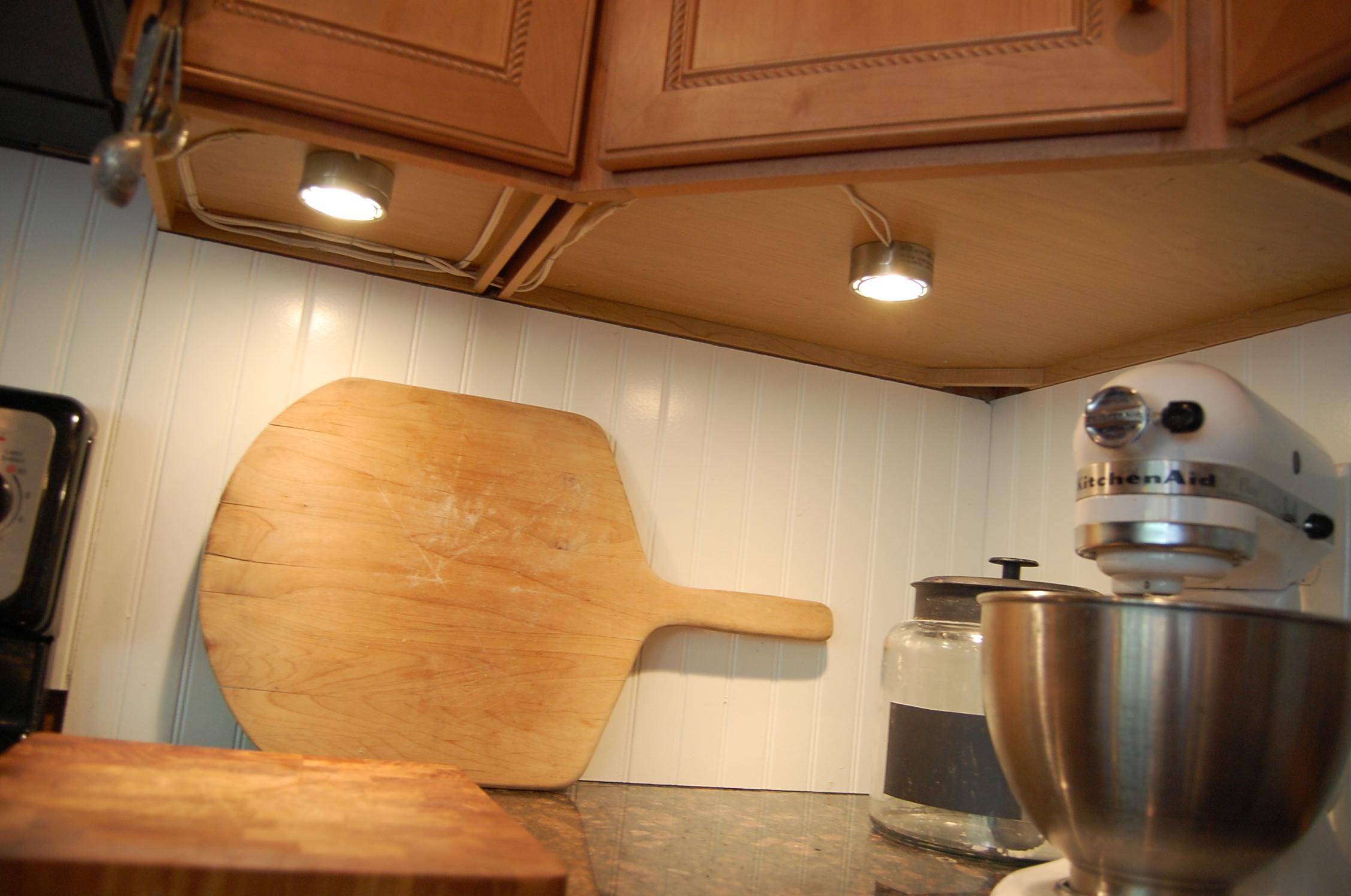 under cabinet kitchen lighting options craftsman style hardware installing the ikea home decor ideas