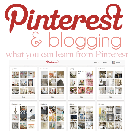 Pinterest and Blogging: The Good the Bad and the Huh