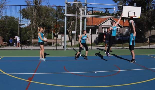 BOUNCE PASS – thenetballcoach.com