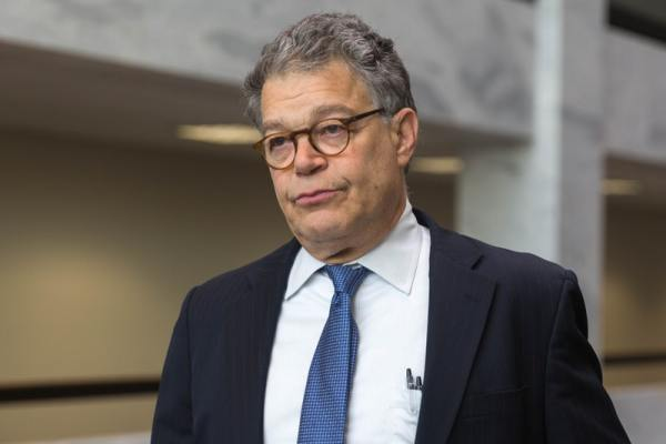 Al Franken is a perverted pig.