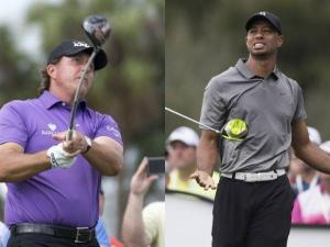 Phil and Tiger disappoint in the debacle in the desert