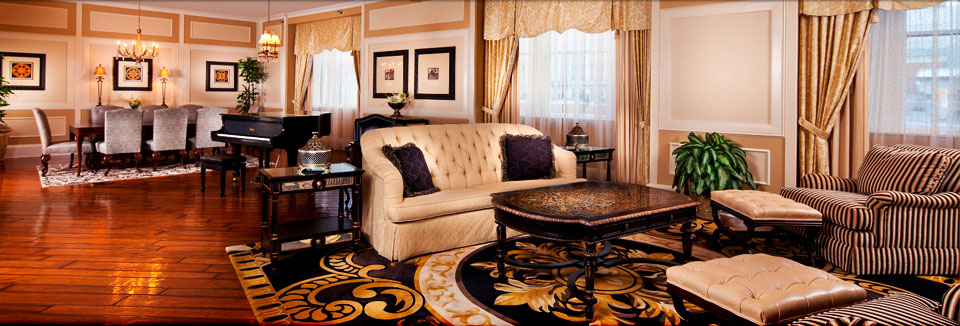 Teddy Suite at Roosevelt New Orleans