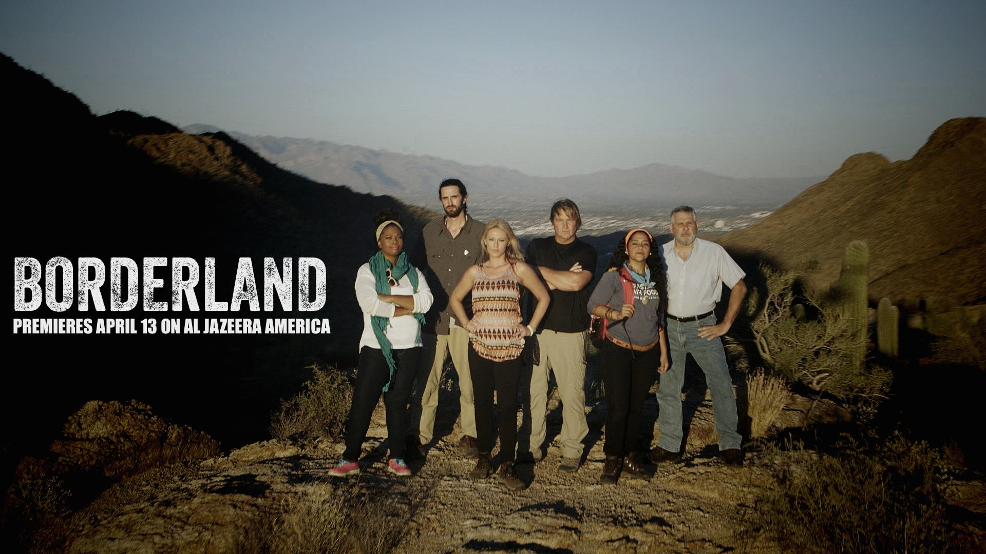 Niche Parent Community Joins together to discuss Al Jazeera America's Borderland