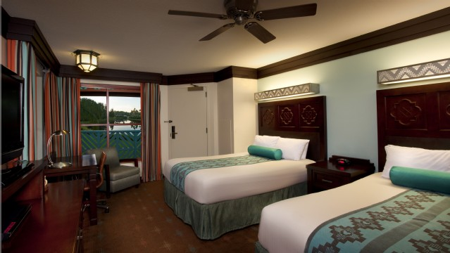 coronado-springs-resort-room