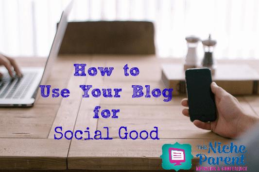 Blog for Social Good