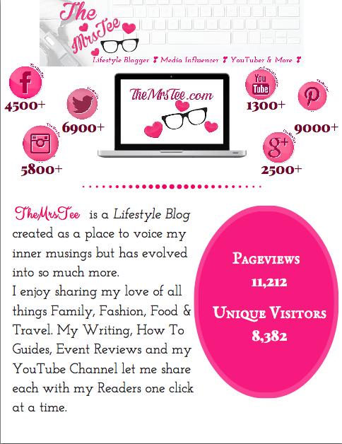 Mrs. Tee Media Kit Page 1