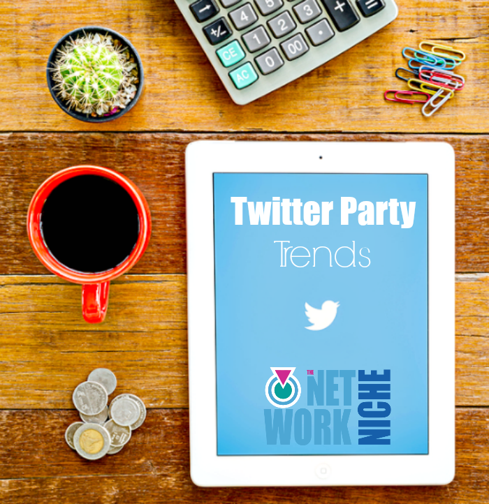 Twitter Party Trends