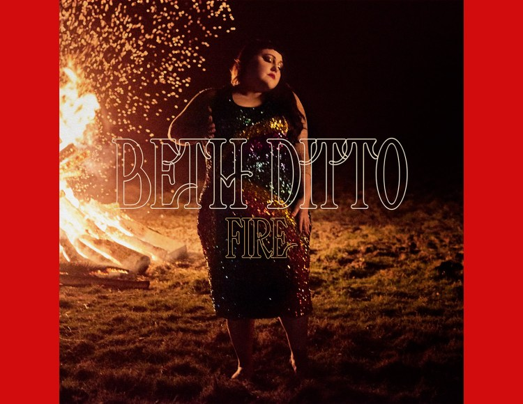 Beth Ditto – Only top song on hits 40 – listen now