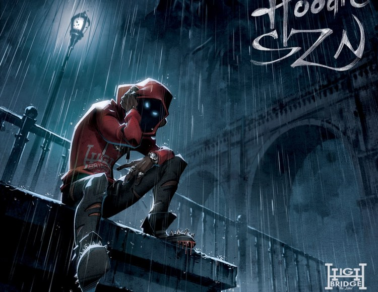 A Boogie Wit Da Hoodie – Look Back At It_cover