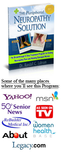 The Neuropathy Solution Program  Image of neropathy solution cover5 S seen