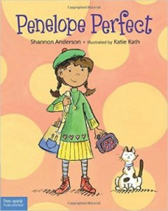 Penelope Perfect by Shannon Anderson