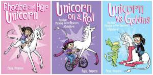 Phoebe and her Unicorn series