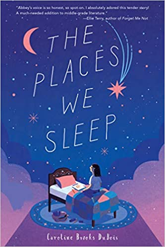 REVIEW: The Places We Sleep by Caroline Brooks DuBois