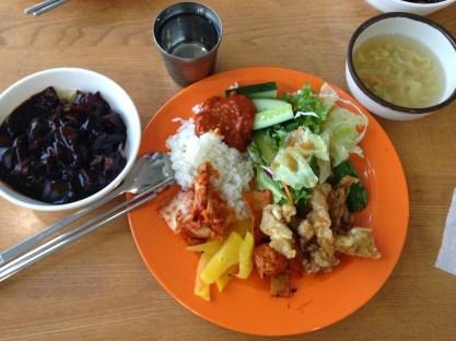 EPIK Orientation food