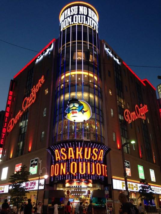Asakusa, Tokyo, Japan