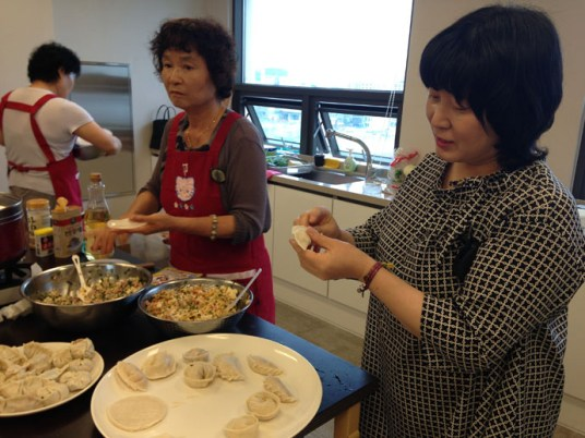 Making the Mandu