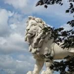 The Coade Stone Lion, London, England