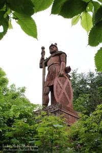 William Wallace Memorial, Scotland