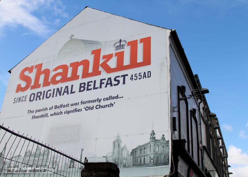 Shankhill, Belfast, Northern Ireland
