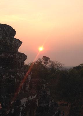 Phnom Bakheng, Cambodia