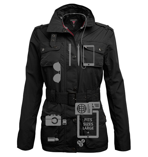 Best Travel Jacket - SCOTTeVEST Molly Jacket