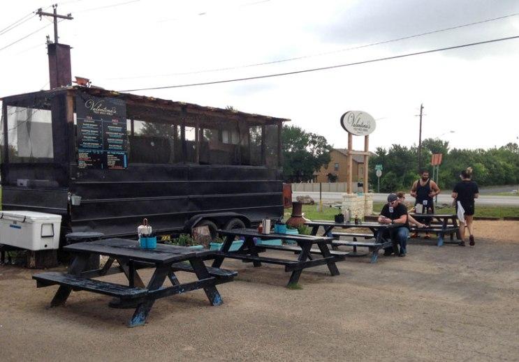 Valentina's Tex Mex BBQ - Austin, Texas