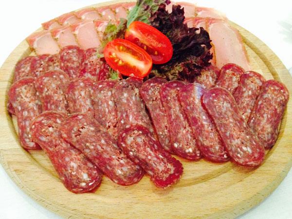 Bulgarian Cured Meats