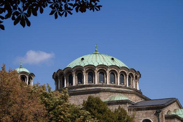 Cathedral Church Sveta Nedelya Sofia, Bulgaria