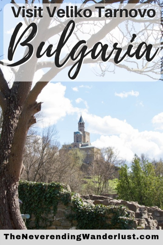 Wondering what to do in Veliko Tarnovo? There is a lot to see and do, but you can cover the highlights in 48hr or a long weekend. I've put together a great list of things to do in Veliko Tarnovo and am happy to share it with you!