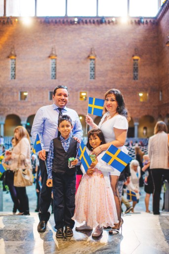 The Swedish National Day