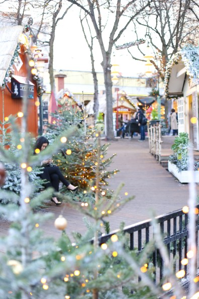 Magical Tivoli Gardens at Christmas in Copenhagen, Denmark. One of the world's oldest amusement parks does the holidays right for children and adults. A list of tips and tricks for making the most out of your visit to the park