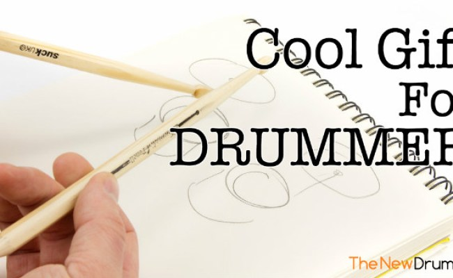 18 Of The Coolest Gifts For Drummers This Christmas The