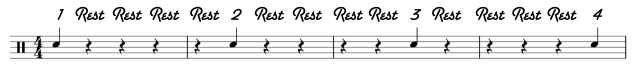 How to Read Quarter Notes