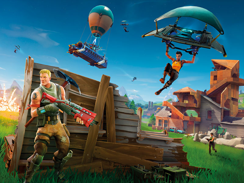 how fortnite became the