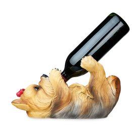 Yorkie Wine Wine Bottle Holder