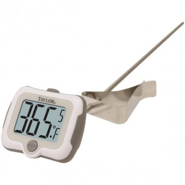 Adjustable-Head Digital Candy Thermometer
