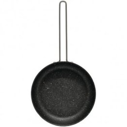 """THE ROCK™ by Starfrit® 6.5"""" Personal Fry Pan with Stainless Steel Wire Handle"""