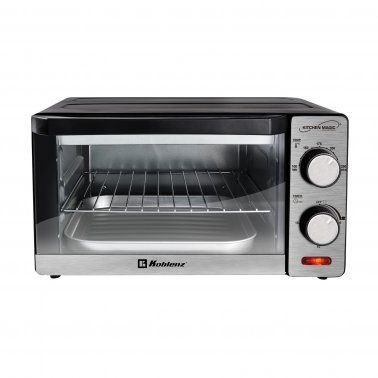 10-Liter Kitchen Magic Collection Toaster Oven
