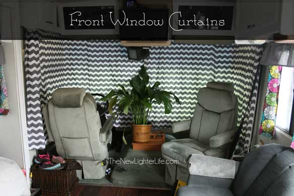 RV Window Treatments The New Lighter Life
