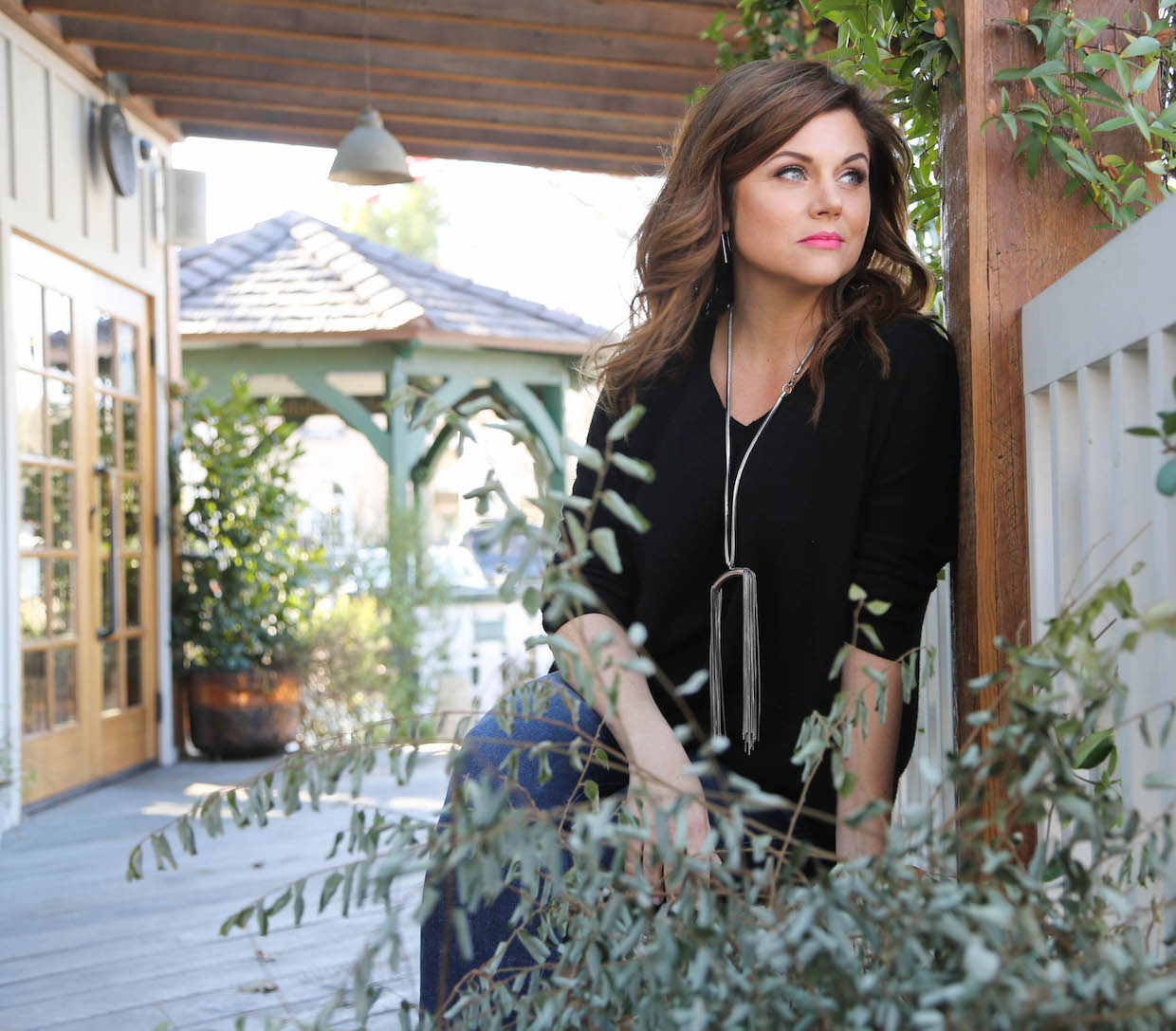Tiffani Thiessen Saved By The Bell Interview 2015
