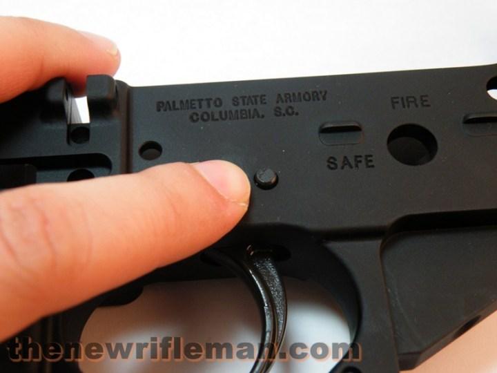 AR15 trigger