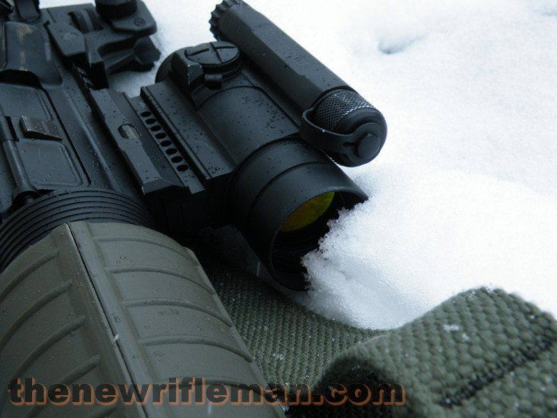 Aimpoint COMPM4 red dot