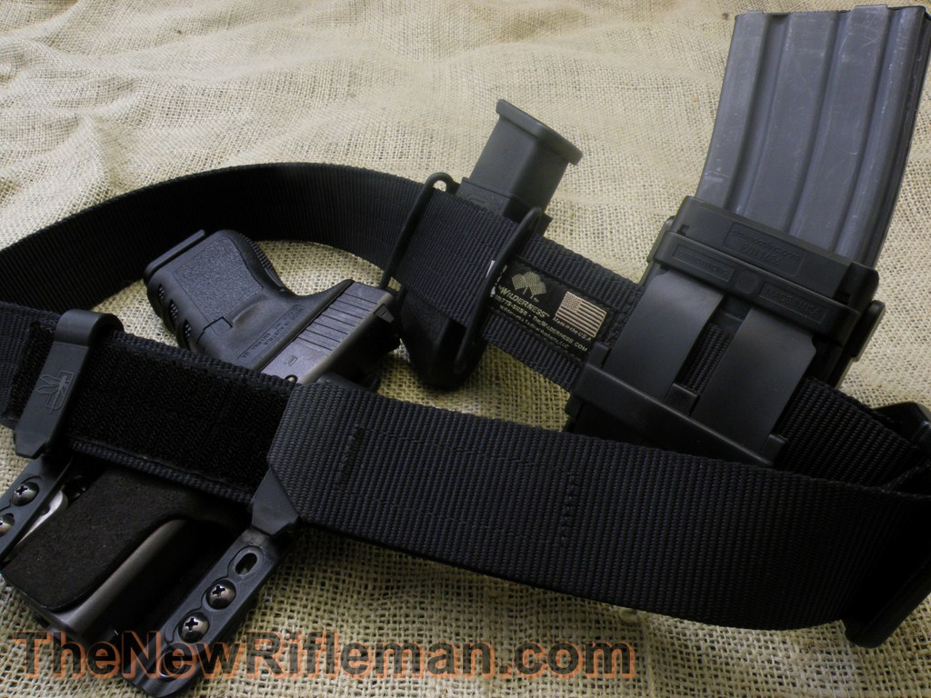 Wilderness Tactical Belt